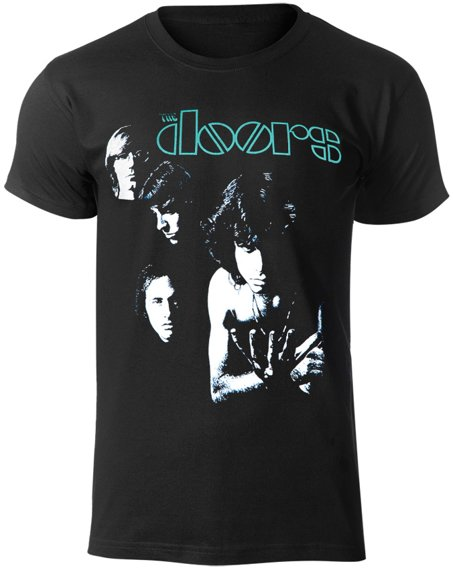 koszulka THE DOORS - LIGHT