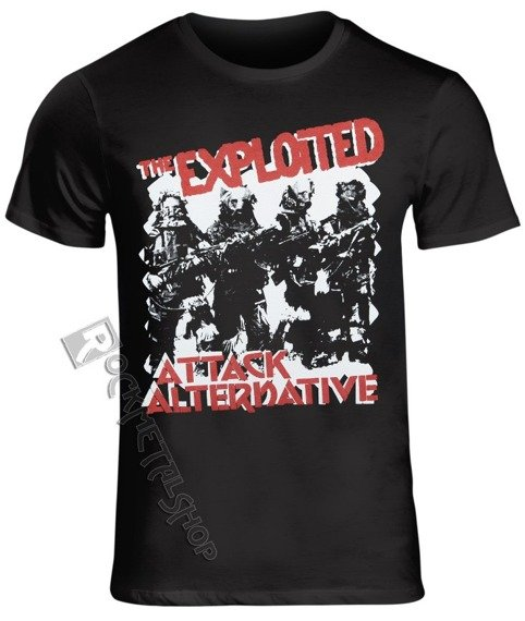 koszulka THE EXPLOITED - ATTACK
