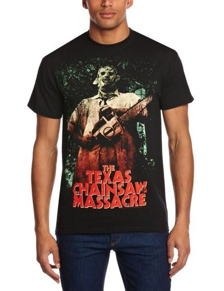 koszulka THE TEXAS CHAINSAW MASSACRE  - LEATHERFACE 3