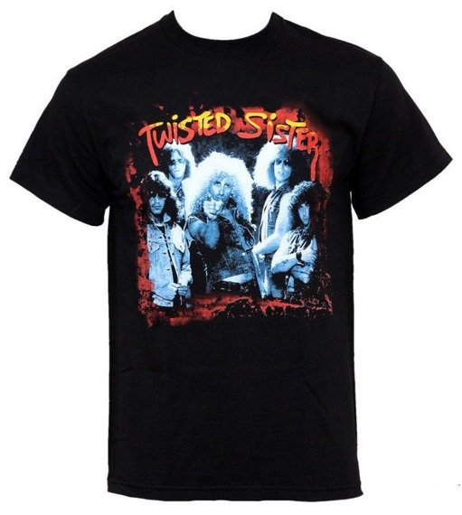 koszulka TWISTED SISTER - I WANNA ROCK