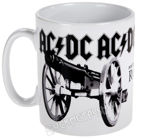 kubek AC/DC - FOR THOSE ABOUT TO ROCK