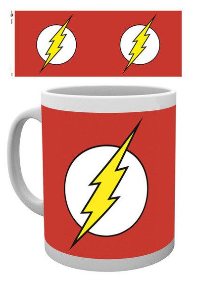 kubek DC COMICS - THE FLASH LOGO