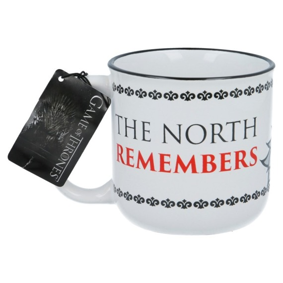 kubek GAME OF THRONES - THE NORTH REMEMBERS