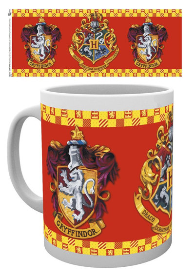 kubek HARRY POTTER - GRYFFINDOR