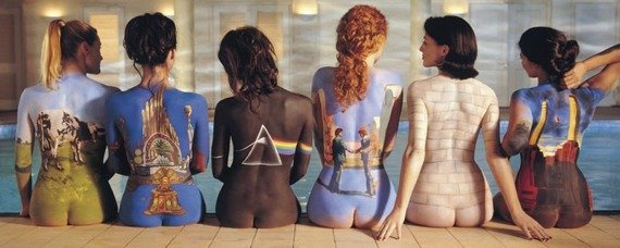 kubek PINK FLOYD - BACK CATALOGUE