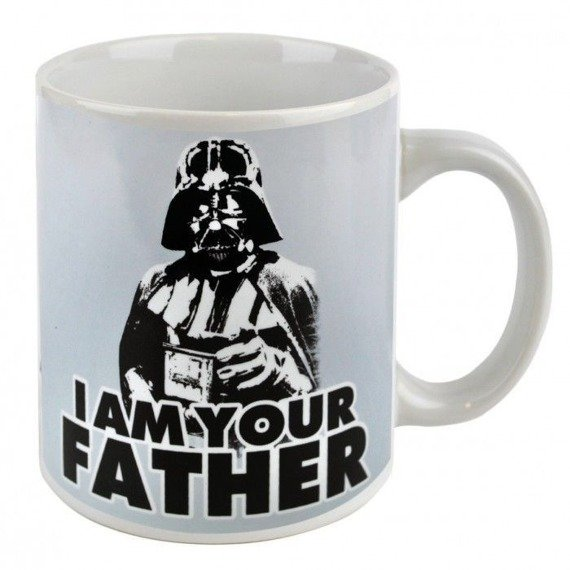 kubek STAR WARS - VADER I AM YOUR FATHER