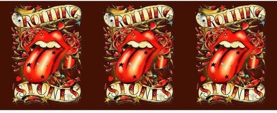 kubek THE ROLLING STONES - TATTOO