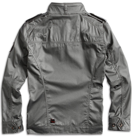 kurtka ARMORED JACKET GREY