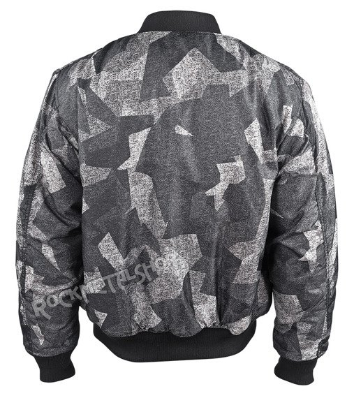 kurtka  MA1 JACKET night camo digital