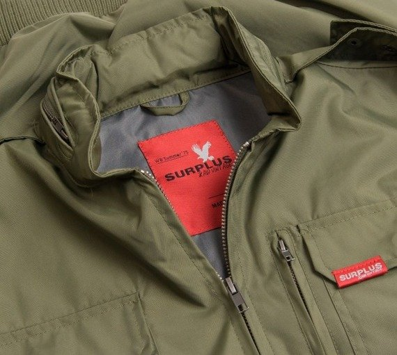 kurtka SUMMER 75 JACKET OLIVE