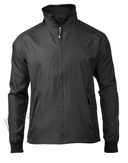 kurtka WINDBREAKER BASIC BLACK
