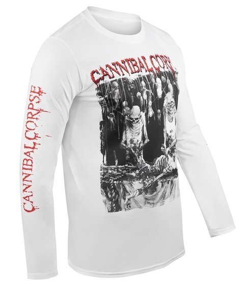 longsleeve CANNIBAL CORPSE - BUTCHERED AT BIRTH