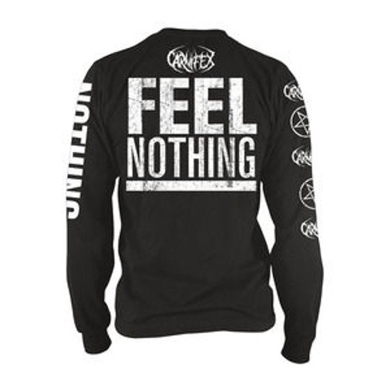 longsleeve CARNIFEX - UNTIL I FEEL NOTHING