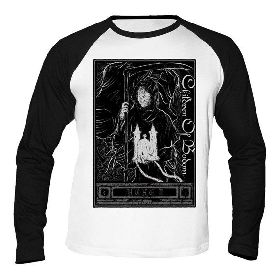 longsleeve CHILDREN OF BODOM - HEXED