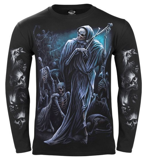 longsleeve DANCE OF DEATH