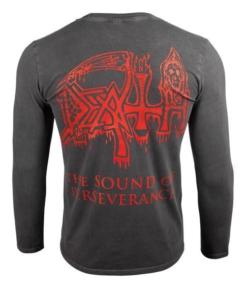 longsleeve DEATH - THE SOUND OF PERSEVERANCE