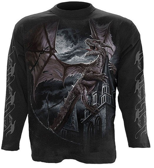 longsleeve DRAGON KINGDOM