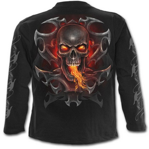 longsleeve FIRE DRAGON