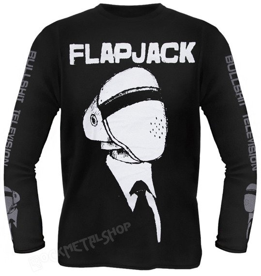 longsleeve FLAPJACK - KEEP YOUR HEADS DOWN
