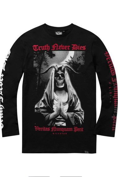 longsleeve KILL STAR - TRUTH