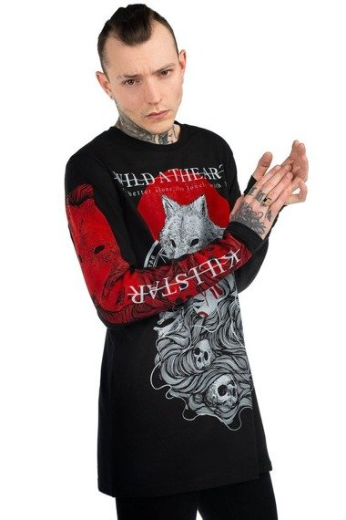 longsleeve KILLSTAR - WILD AT HEART