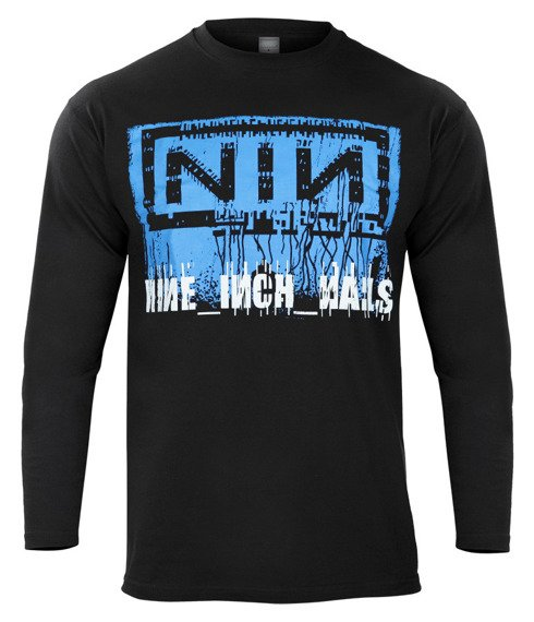 longsleeve NINE INCH NAILS - LOGO