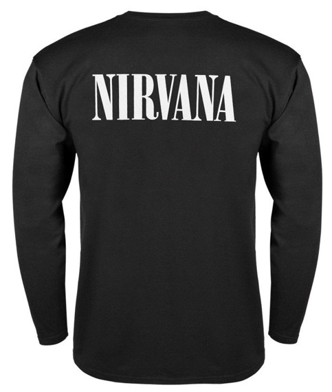 longsleeve NIRVANA - GRUNGE IS NOT DEAD