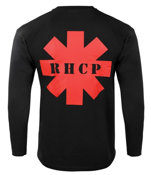 longsleeve RED HOT CHILI PEPPERS - LOGO