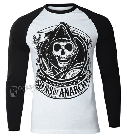 longsleeve SONS OF ANARCHY - REAPER BANNER