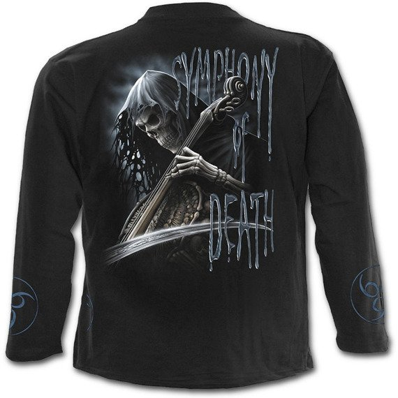 longsleeve SYMPHONY OF DEATH