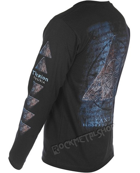 longsleeve THERION - LEMURIA