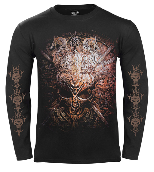 longsleeve VIKING SHIELD