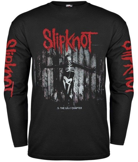 longsleeves SLIPKNOT - .5: THE GRAY CHAPTER