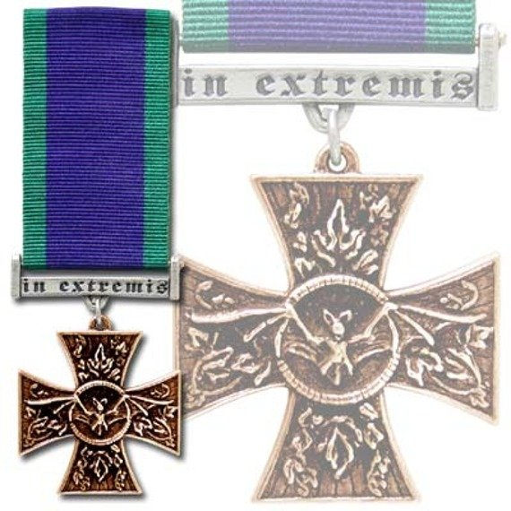 medal D.G.C. - THE DISTINGUISHED GOTH CROSS