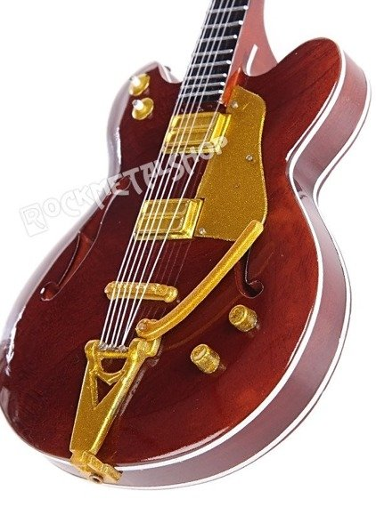 miniaturka gitary THE BEATLES - GEORGE HARRISON: GRETSCH COUNTRY GENTELMAN