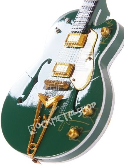 miniaturka gitary U2 - BONO: IRISH GREEN FALCON