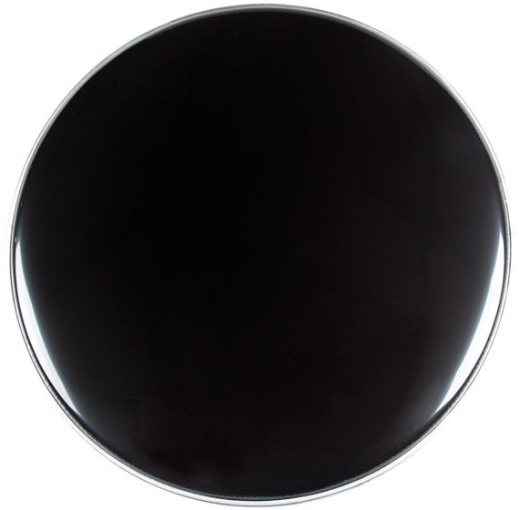 "naciąg do perkusji MES 22"" Smooth Black"
