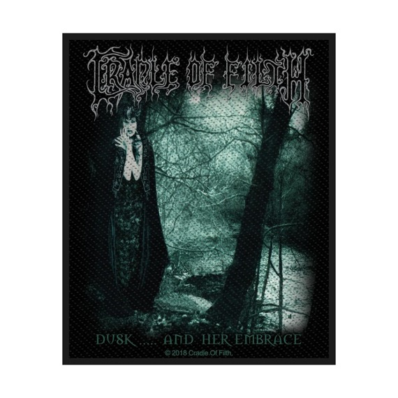 naszywka CRADLE OF FILTH - DUSK AND HER EMBRACE