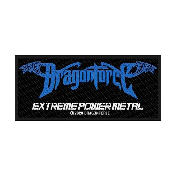 naszywka DRAGONFORCE - EXTREME POWER METAL