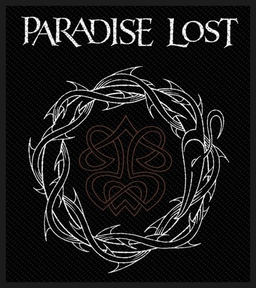 naszywka PARADISE LOST - CROWN OF THORNS