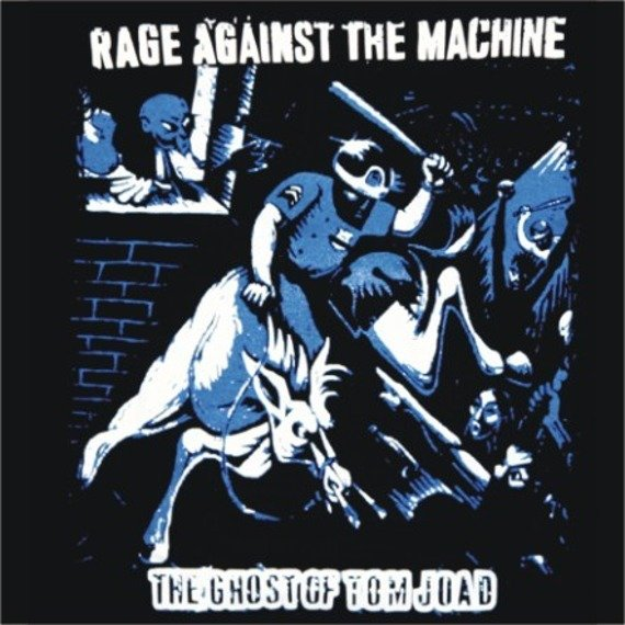 naszywka RAGE AGAINST THE MACHINE - THE GHOST OF TOM JOAD
