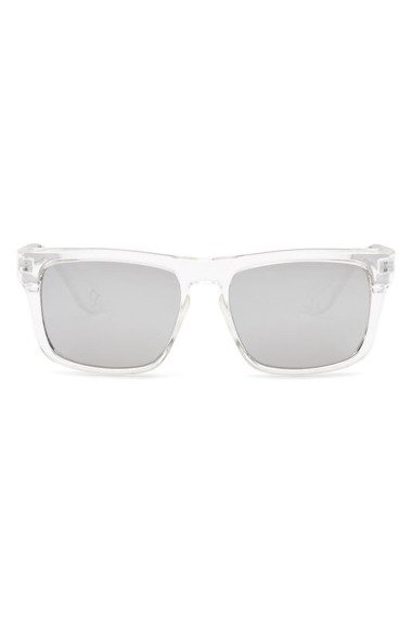 okulary VANS - SQUARED OFF CLEAR/GOLD