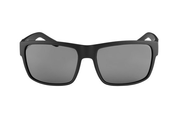 okulary WEST COAST CHOPPERS - MATTE BLACK WITH SMOKED LENSES