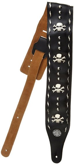 "pas do gitary GAUCHO - ""Skulls"" BIKER SERIES GST-288-BK / 100mm"