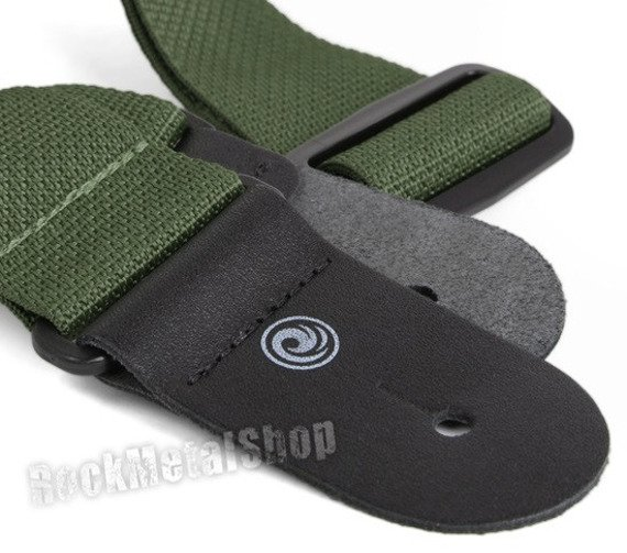 pas do gitary PLANET WAVES, OLIWKOWY 50mm (PWS107)