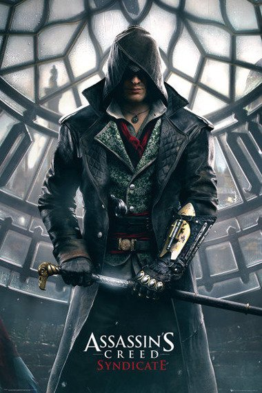 plakat ASSASSINS CREED SYNDICATE - BIG BEN
