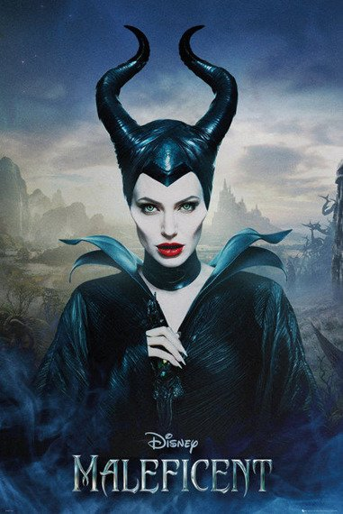 plakat MALEFICENT