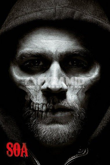 plakat SONS OF ANARCHY - JAX