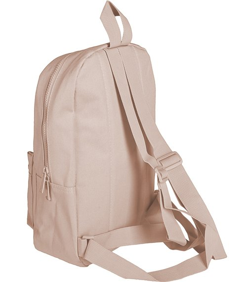 plecak MINI ESSENTIAL FASHION, powder pink