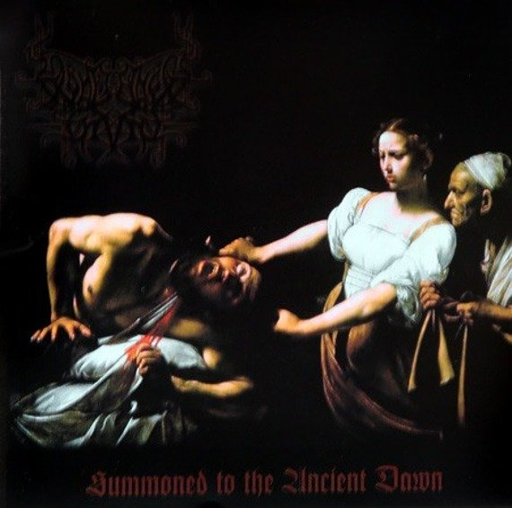 płyta CD: BLOODSHED DIVINE - SUMMONED TO THE ANCIENT DAWN